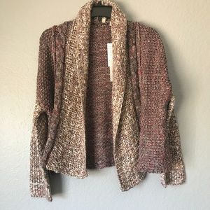Anthropologie Moth NWT Cardigan Sweater Med Pet